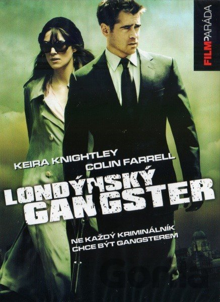 DVD Londýnský gangster - William Monahan