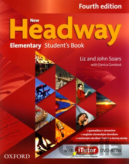 Kniha New Headway - Elementary - Student's Book (Fourth edition) -
