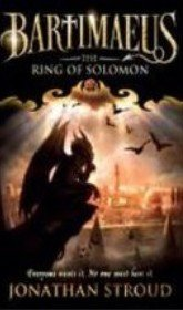 Kniha The Ring of Solomon - Jonathan Stroud