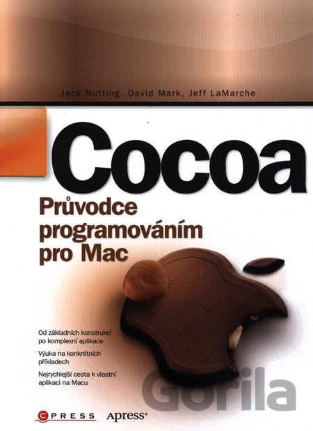 Kniha Cocoa - Jeff LaMarche, Jack Nutting, David Mark