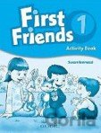 Kniha First Friends 1 Activity Book (Iannuzzi, S.) [Paperback] -