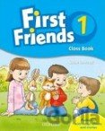 Kniha First Friends 1 Class Book + CD (Iannuzzi, S.) [set paperback + CD] -