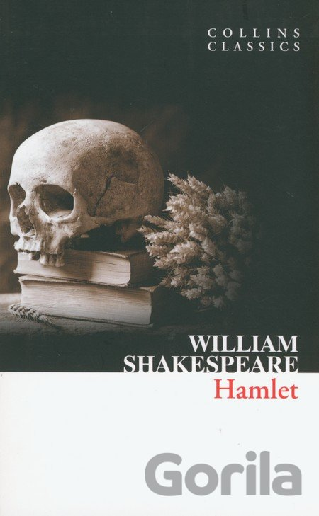 Kniha Hamlet (William Shakespeare) - William Shakespeare