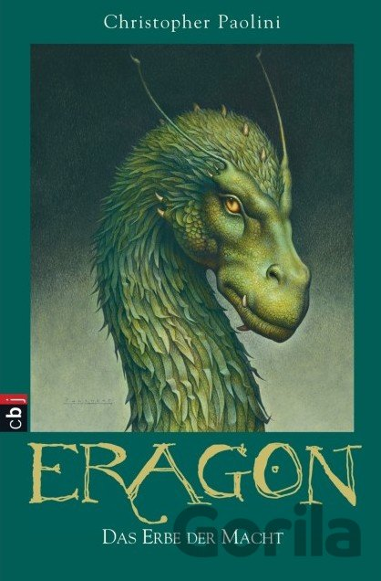 Kniha Eragon - Christopher Paolini