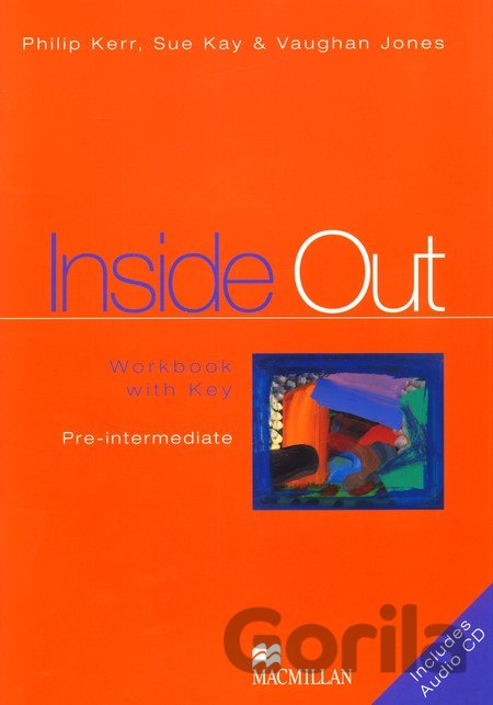 Kniha Inside Out Pre-Intermediate with Key Workbook Pack (Inside Out) (Sue, K. - Kerr, -