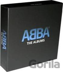 CD album Abba: The Albums - 9CD Box (9-disc)