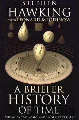 Kniha A Briefer History of Time (Hawking, S. - Mlodinow, L.) [paperback] - Stephen Hawking, Leonard Mlodinow