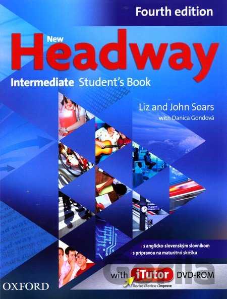 Kniha New Headway - Intermediate - Student's Book - John Soars, Liz Soars