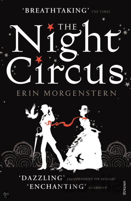 Kniha Night Circus (Erin Morgenstern) (Paperback) - Erin Morgenstern