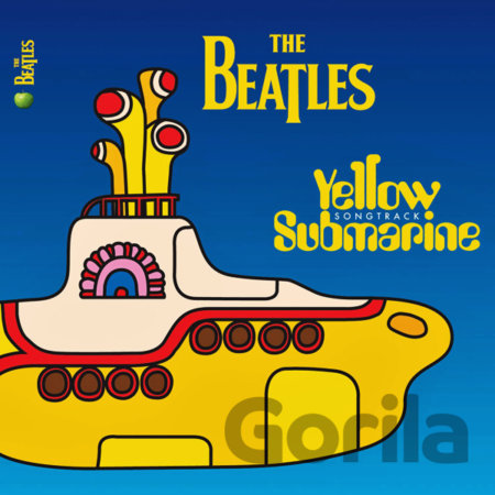 CD album BEATLES: YELLOW SUBMARINE SONGTRACK