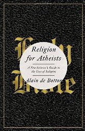 Kniha Religion for Atheists - Alain de Botton