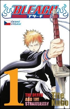 Kniha Bleach 1: The Death and the Strawberry (Tite Kubo) - Tite Kubo