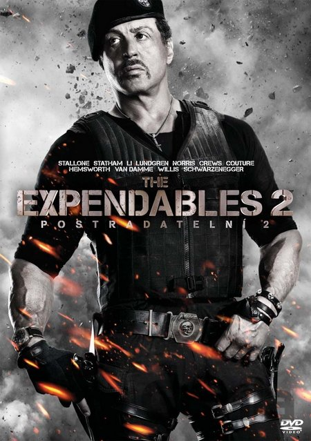 DVD Expendables: Postradatelní 2 - Simon West