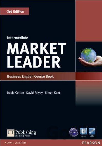 Kniha Market Leader - Intermediate - Course Book - David Cotton