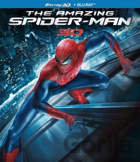 Blu-ray The Amazing Spider-Man (2D + 3D - Blu-ray) - Marc Webb