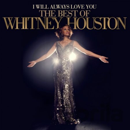 CD album HOUSTON, WHITNEY: I WILL ALWAYS LOVE YOU: THE BEST OF WHITNEY HOUSTON