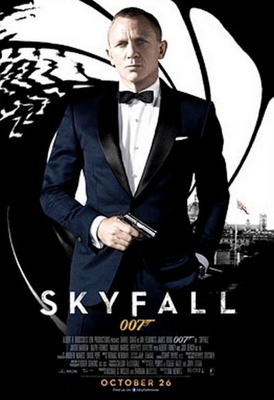 James Bond 007 - Skyfall (2012) - Sam Mendes