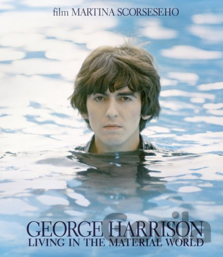 Blu-ray George Harrison: Living in the Material World (Blu-ray) - Martin Scorsese