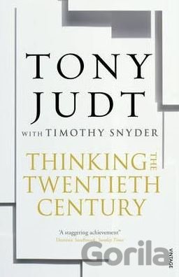 Kniha Thinking the Twentieth Century (Tony Judt , Timothy Snyder) (Paperback) - Tony Judt