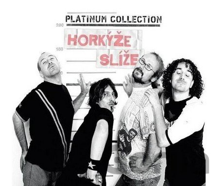 CD album HORKYZE SLIZE: PLATINUM COLLECTION (  3-CD)