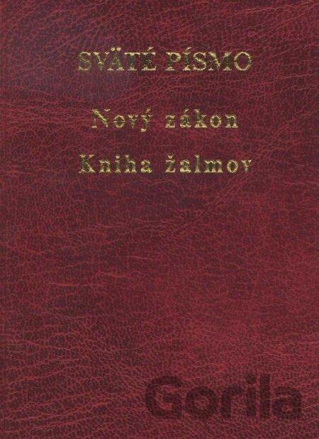 Kniha Sväté písmo - Nový zákon, Kniha žalmov -