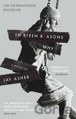 Kniha Thirteen Reasons Why (Jay Asher) (Paperback) - Jay Asher