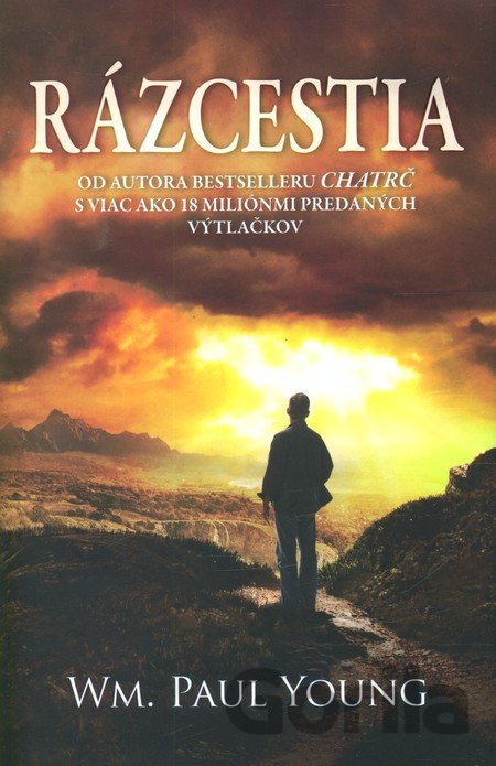 Kniha Rázcestia (Paul Young William) - William Paul Young