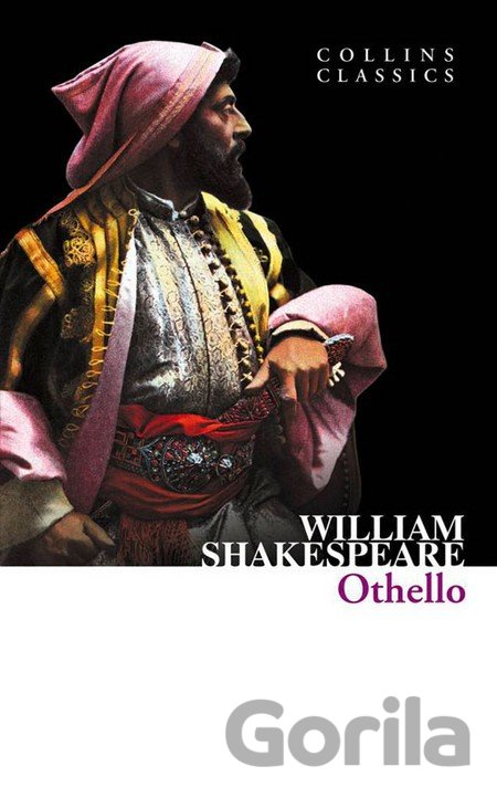 Kniha Othello (Collins Classics) (William Shakespeare) (Paperback) - William Shakespeare
