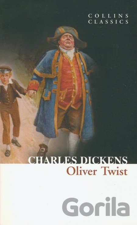 Kniha Oliver Twist (Collins Classics) (Dickens, Ch.) [paperback] - Charles Dickens