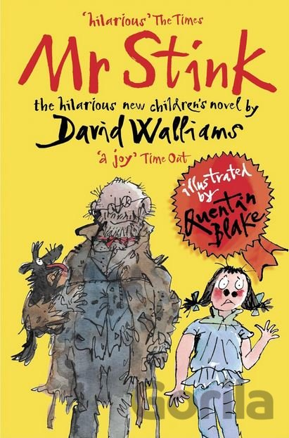 Kniha Mr Stink - David Walliams