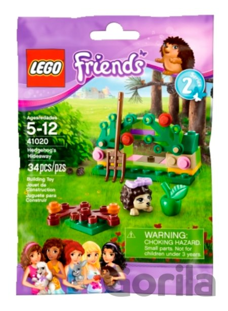 Spoločenská Hra Lego Friends 41020 Ježkov úkryt Za 399 Gorila