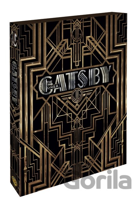 Blu-ray3D Velký Gatsby (2 x Blu-ray - 3D+2D +CD soundtrack) - Baz Luhrmann
