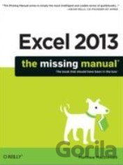 Kniha Excel 2013: The Missing Manual (Matthew MacDonald) (Paperback) - Matthew MacDonald