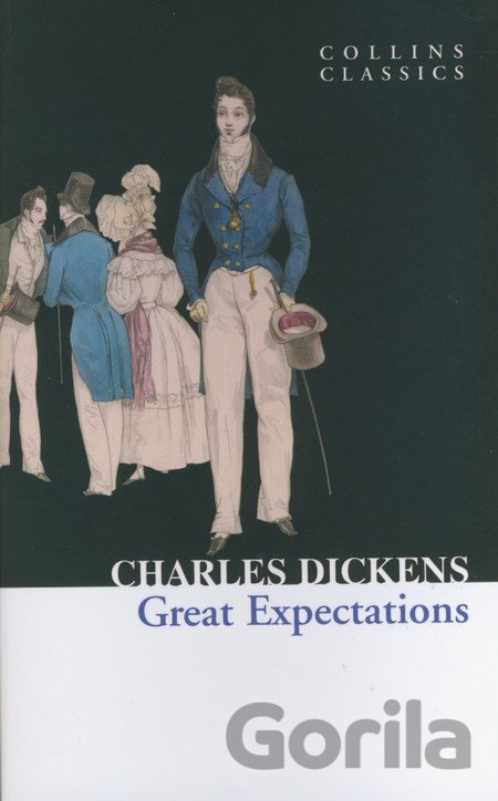 Kniha Great Expectations (Collins Classics) (Dickens, Ch.) [paperback] - Charles Dickens