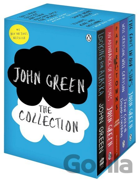 Kniha John Green – The Collection: The Fault in Our Stars (John Green) - John Green