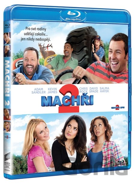 Blu-ray Machři 2 (Blu-ray) - Dennis Dugan