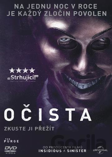 Očista (2013) - James DeMonaco
