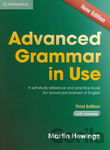 Kniha Advanced Grammar in Use (Third Edition) - Martin Hewings