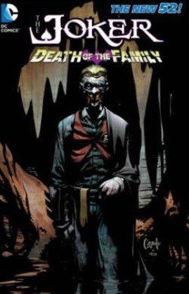 Kniha The Joker: Death of the Family HC (The New 52... (Various) - Scott Snyder, Greg Capullo