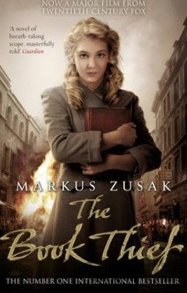 Kniha The Book Thief: Film tie-in (Markus Zusak) (Paperback) - Markus Zusak