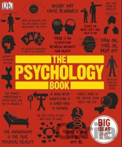 Kniha The Psychology Book (Nigel Benson , Catherine Collin , Joannah Ginsburg , Voula -
