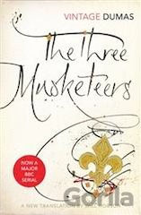 Kniha The Three Musketeers - Alexandre Dumas