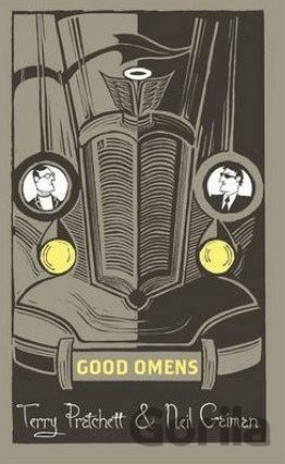 Kniha Good Omens (Neil Gaiman , Terry Pratchett) (Hardcover) - Neil Gaiman, Terry Pratchett