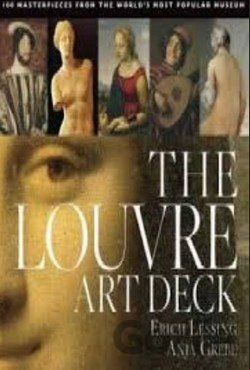 Kniha The Louvre Art Deck - Anja Grebe