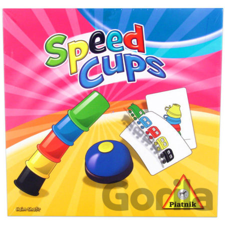 Hra Speed cups