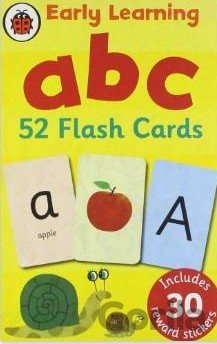 Kniha Early Learning ABC -