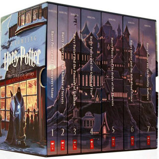 Kniha Special Edition Harry Potter Paperback Box Se... (Inc. Scholastic , J. K. Rowlin - J.K. Rowling