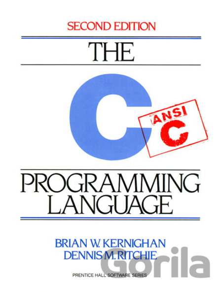 Kniha The C Programming Language - Brian W. Kernighan, Dennis M. Ritchie