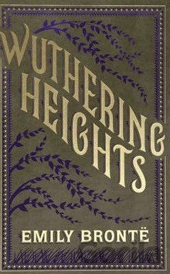 Kniha Wuthering Heights (Barnes & Noble Leatherbound Classic Collection) - Emily Brontë