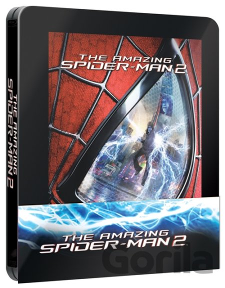 Steelbook Amazing Spider-Man 2 (Blu-ray - Steelbook) - Marc Webb